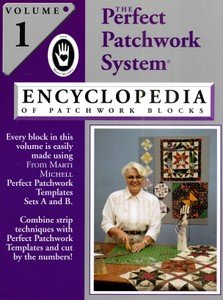 Marti Michell - Volume 1 - Encyclopedia of Patchwork Blocks - MM8342