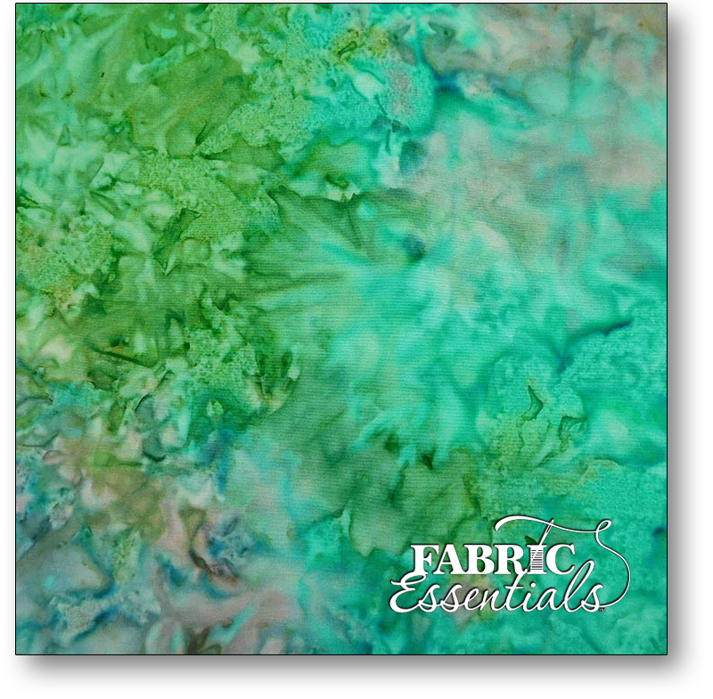Exclusively Quilters - Paradise Batiks - 3846-025