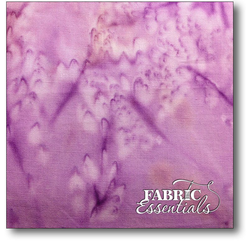 Exclusively Quilters - Paradise Batiks - 3846-HC-18021 Lavender-Violet