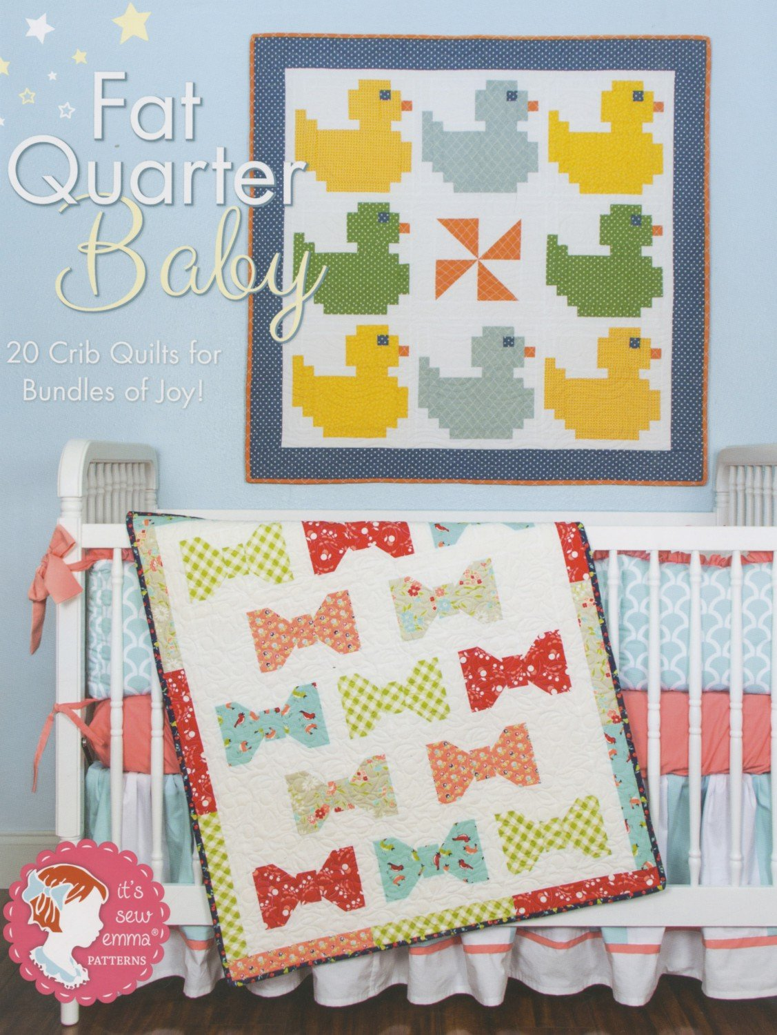 Fat Quarter Baby Book - Softcover - ISE-909