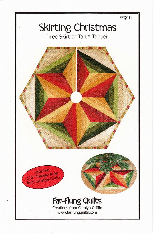 Far-Flung Quilts - Skirting Christmas - FFQ019