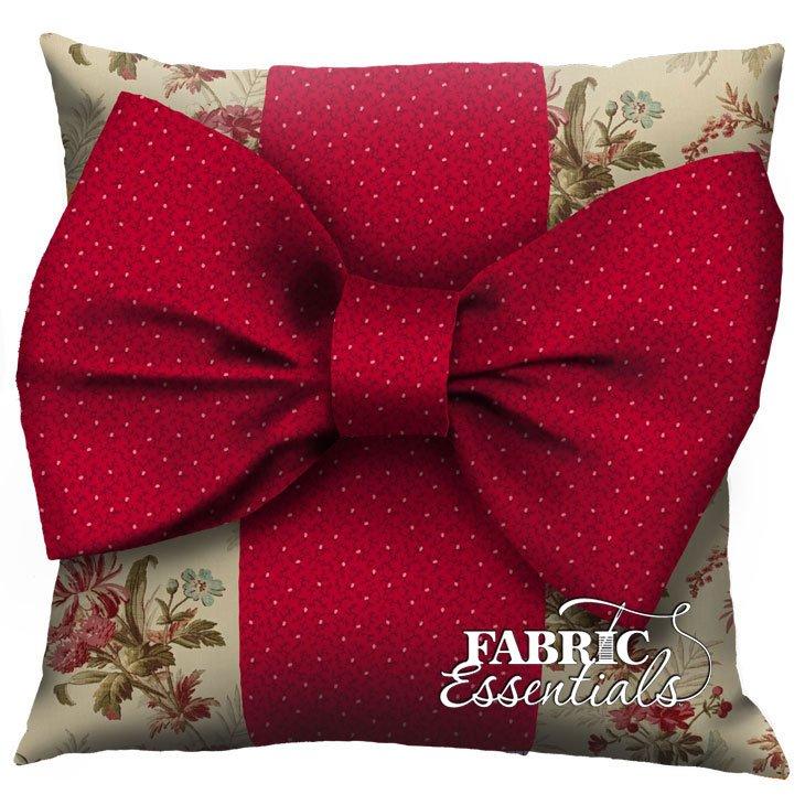 Gabrielle - Big Bow Pillow Kit!