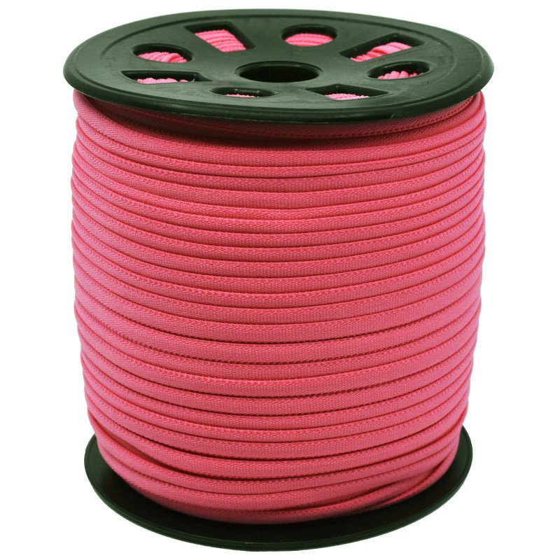 Galaxy Notions - Banded Stretch Elastic - 1/6 - GANEL-NB-PIN Pink