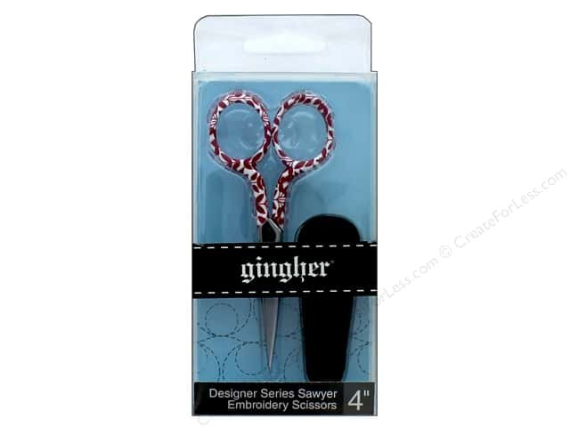 Gingher - 4in Embroidery Scissors - 220272