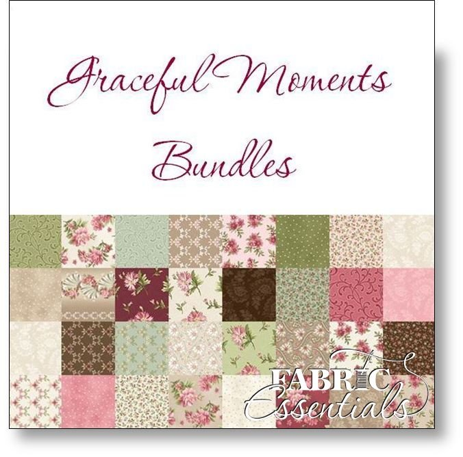 Graceful Melody - Graceful Moments Collection Bundles - CONTACT US IF YOU NEED FABRIC