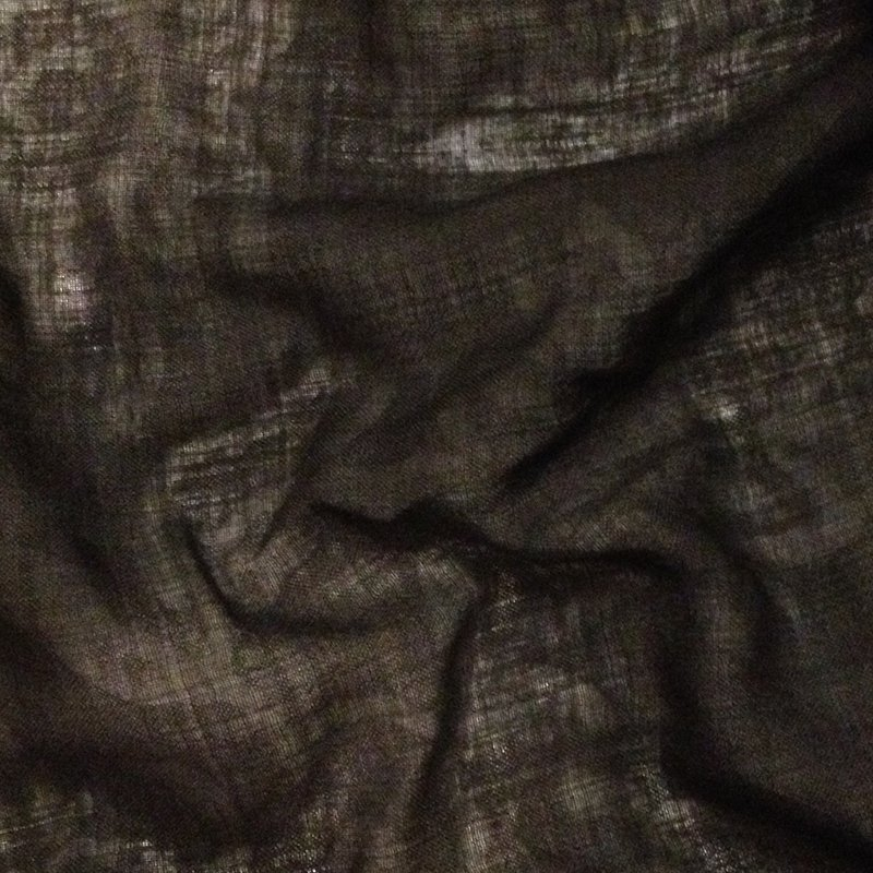 Hallo Black Cheesecloth - 34in wide - 68972
