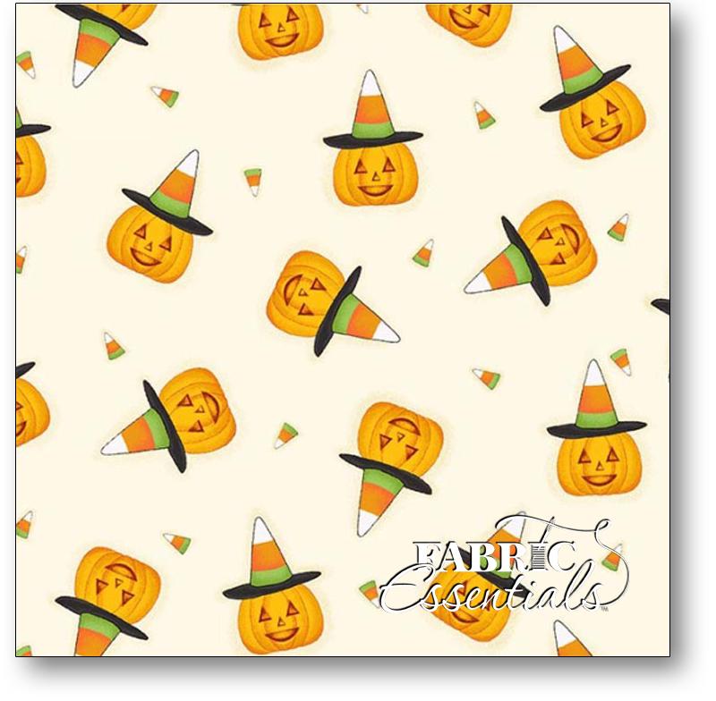 Henry Glass - Not So Spooky - Pumpkins - 8315-44