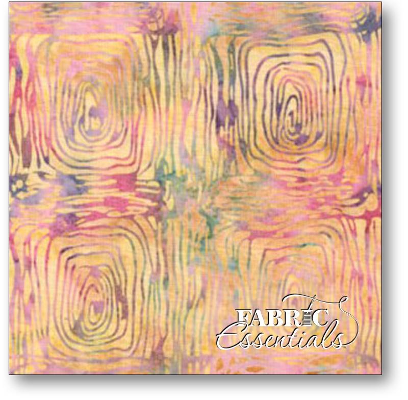 Hoffman - Bali Batik - G2226-9 Yellow
