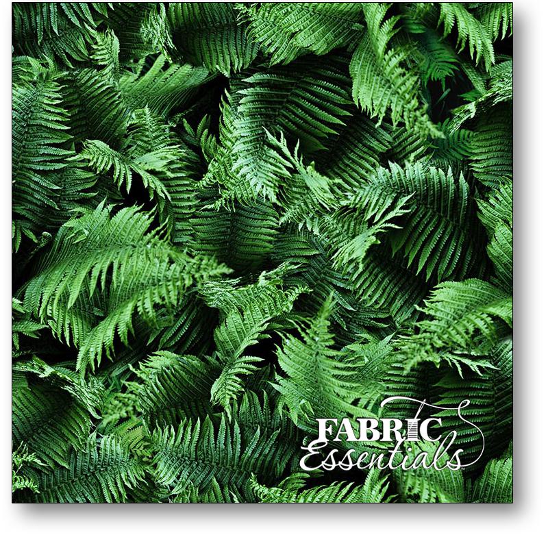 Hoffman - Nature's Narratives Forest Floor - Digitally Printed - R4670-220-Fern