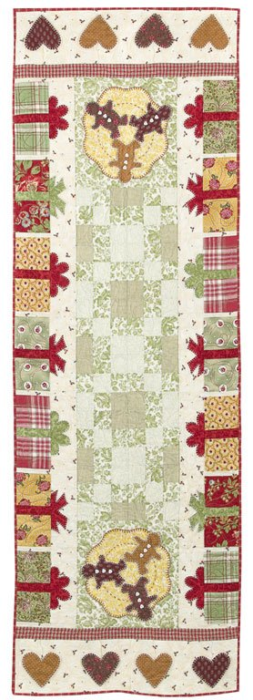 Holiday Treats Table Runner