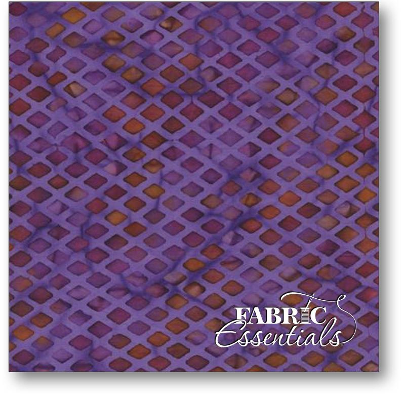 Island Batik - BE19-11B - Purple