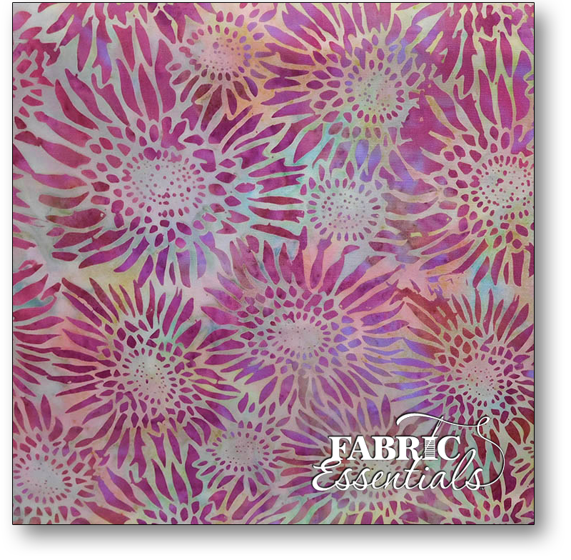 Island Batik - Sunflowers - KN21-F4