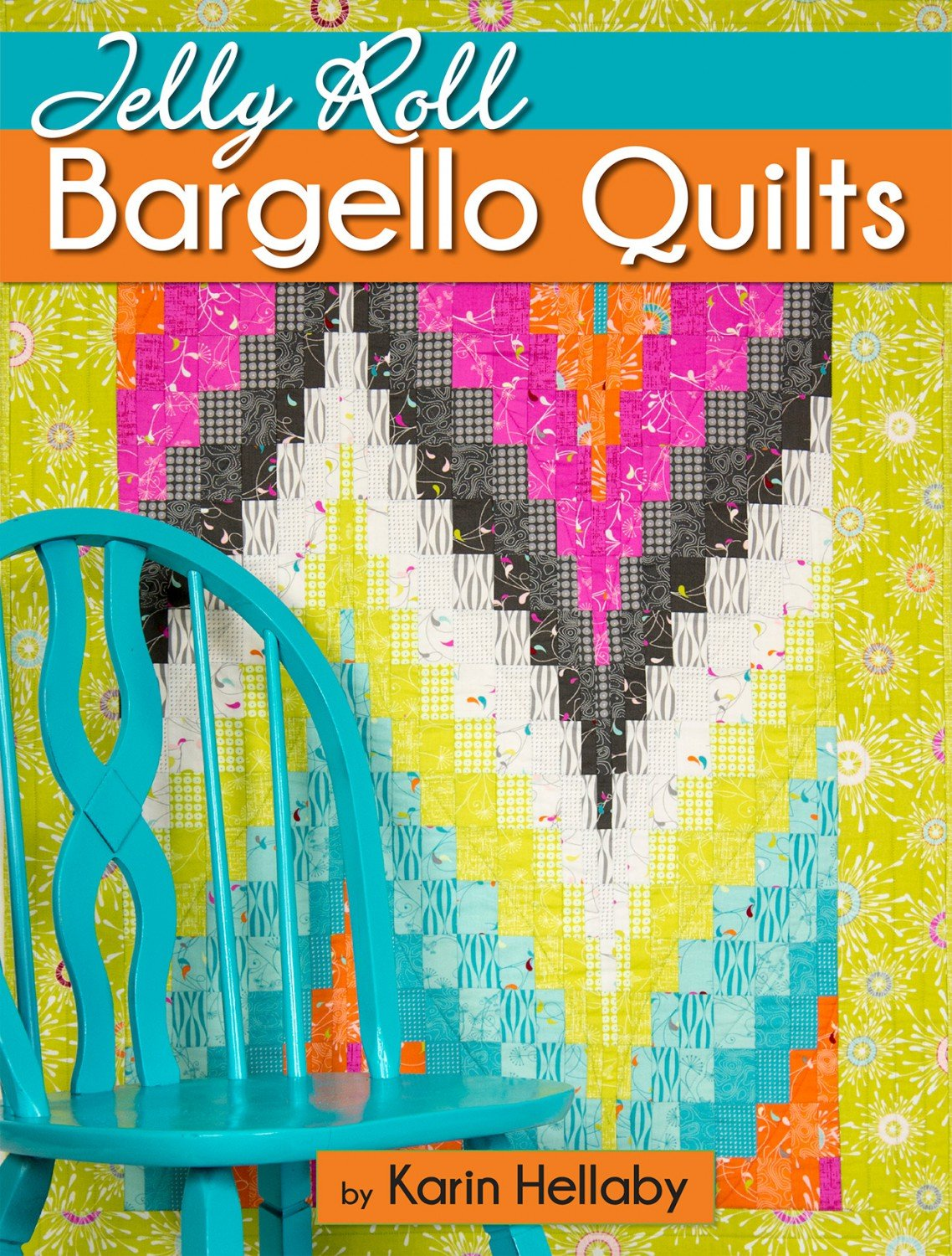 Jelly Roll Bargello Quilts - L010