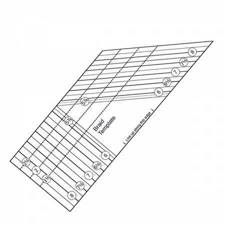Braid Template - SLD1504