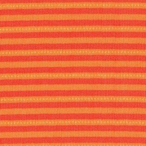 Lakehouse - Day Z Collection - Teeny Weeny Stripe - LH05028 - Orange Stripe - See Note: - BUY THE BOLT - 1 Yd 15 IN