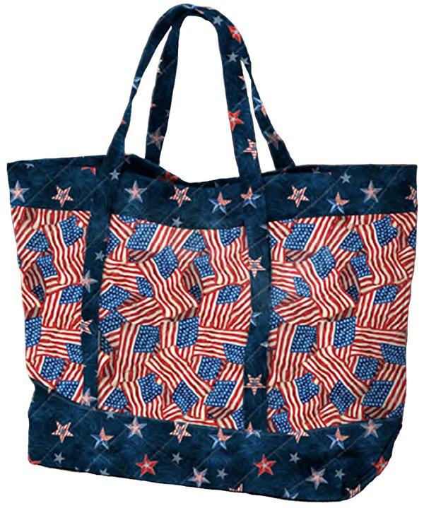 Liberty Lane - Tote Bag - Blue Everything Kit!