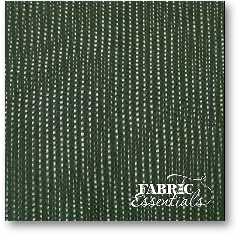 Lisa Liffick Design - Thin Stripe - E6087 - Forest Green