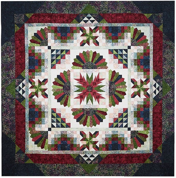 Lush BOM Quilt! - SOLD OUT!
