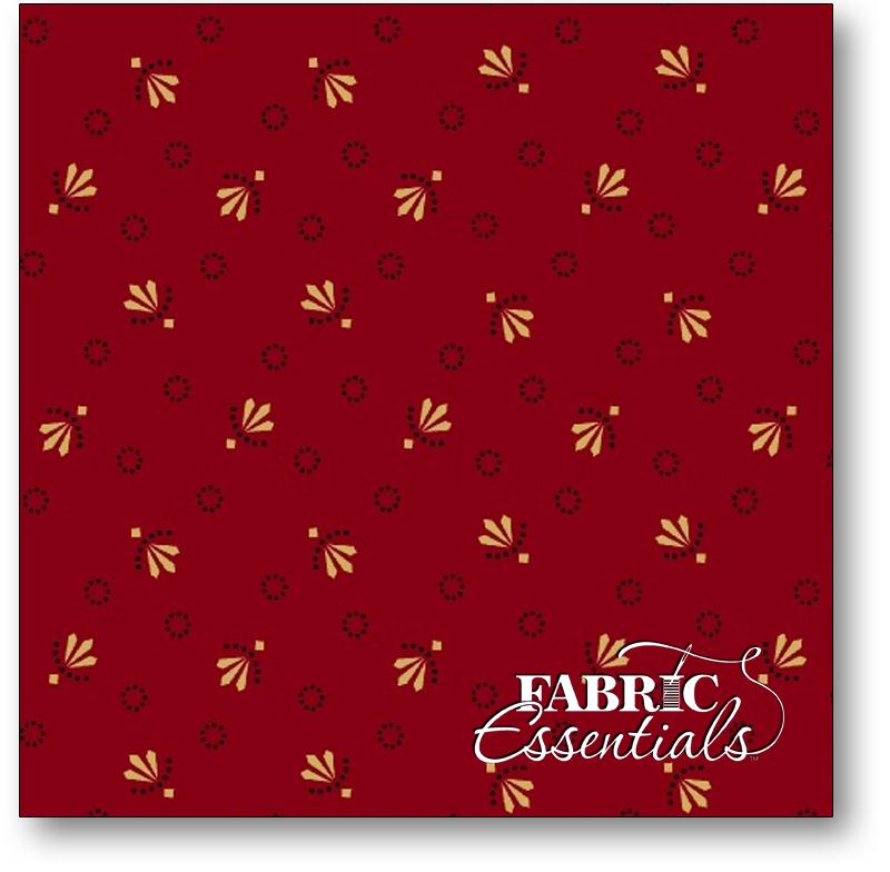 Marcus - A Prairie Gathering - R17-5541-0111 Red