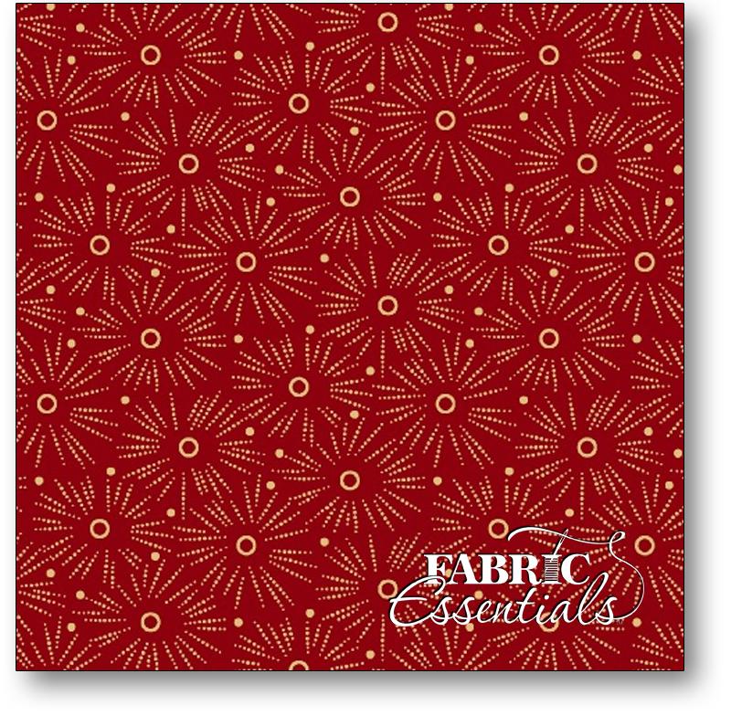 Marcus - A Prairie Gathering - R17-5542-0111 Red