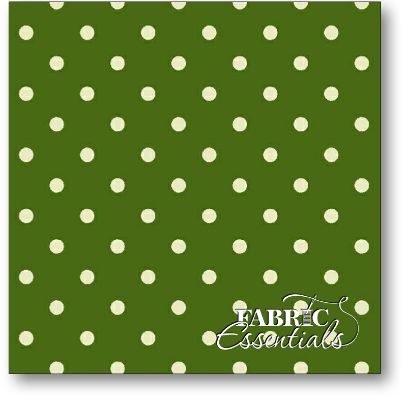 Marcus - American Bouquet - R37-5209-0114 Dots Green