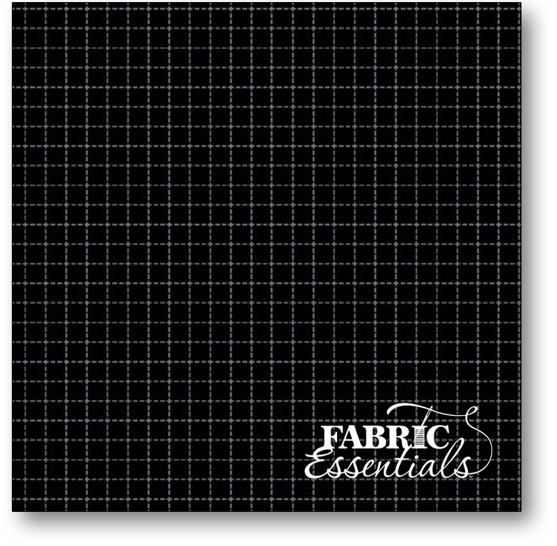 Marcus - Do The Math - R15-0552-0570 - Black Graph Paper