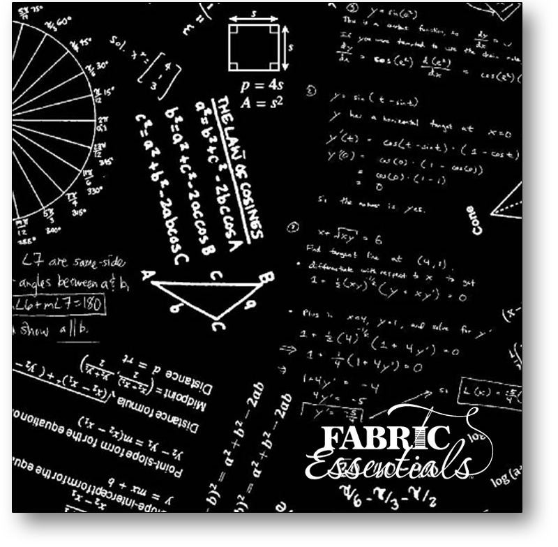 Marcus - Do The Math - R15-0553-0512 - Black Formulas