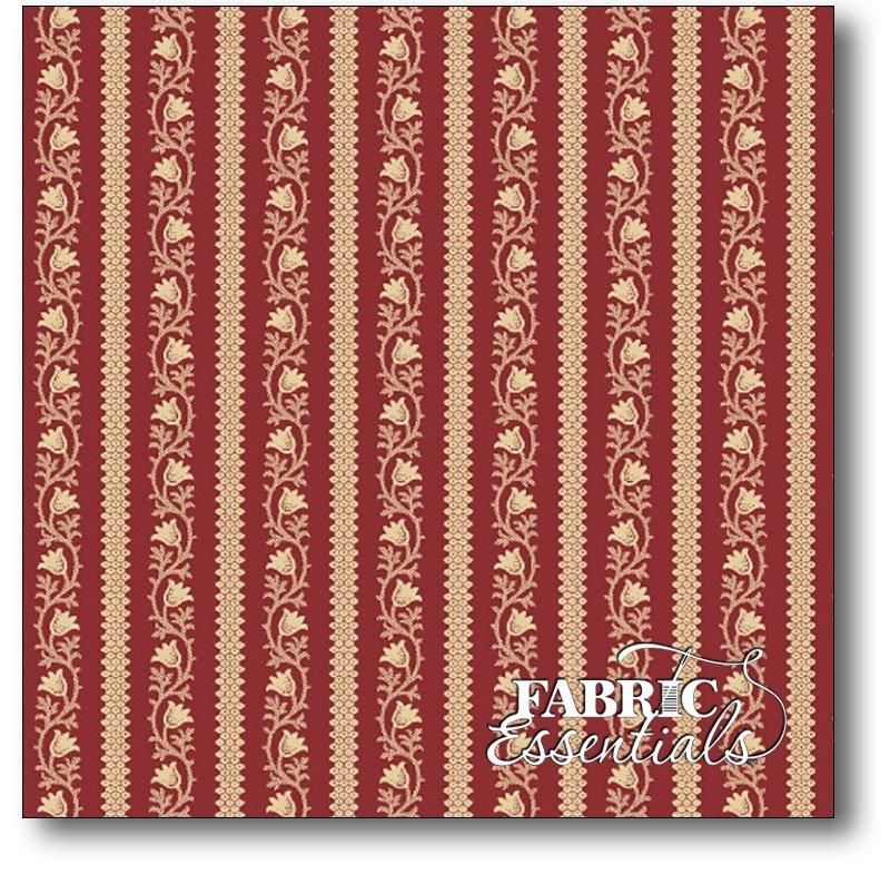 Marcus - Old Sturbridge Village - Anniversary Collection - R33-3151-0129 - Red Stripe