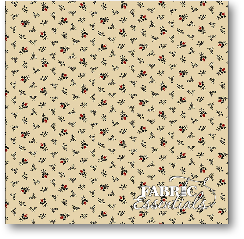 Marcus - Quilt Back - 108in Wide Backing - R36-0997-0142 - Tan Coxcomb