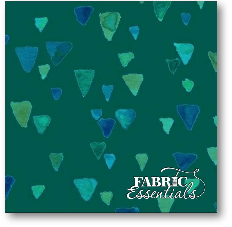 Marcus - Seaglass - R15-9853-0114 - Green Shards