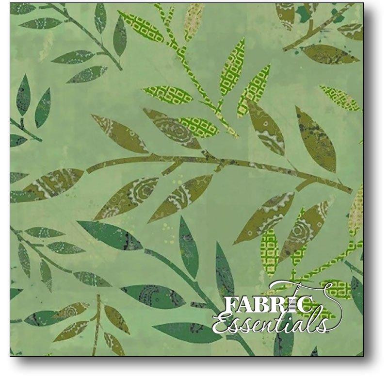 Marcus - Twilight Tones - R15-9795-0114 Green Folia - BOLT END - 25in