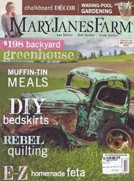 Mary Janes Farm - Midnight Hour Issue - June-July 2013