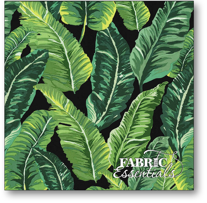Micheal Miller - Green Lush Leaves - CX8292-GREE