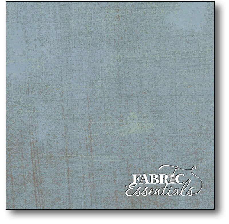 Moda - Grunge Basics - 30150-84 Avalanche (this fabric is more of a teal color)