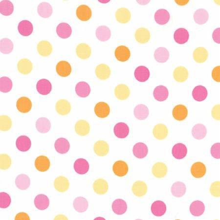 Moda - Me and My Sister - Grow Cloud - 22274-21 - Pinks