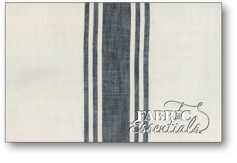 Moda Toweling - 920-274 - Urban Cottage - Ivory-Black