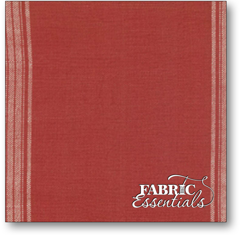 Moda Toweling - Rural Jardin - 12553-47 - Rouge