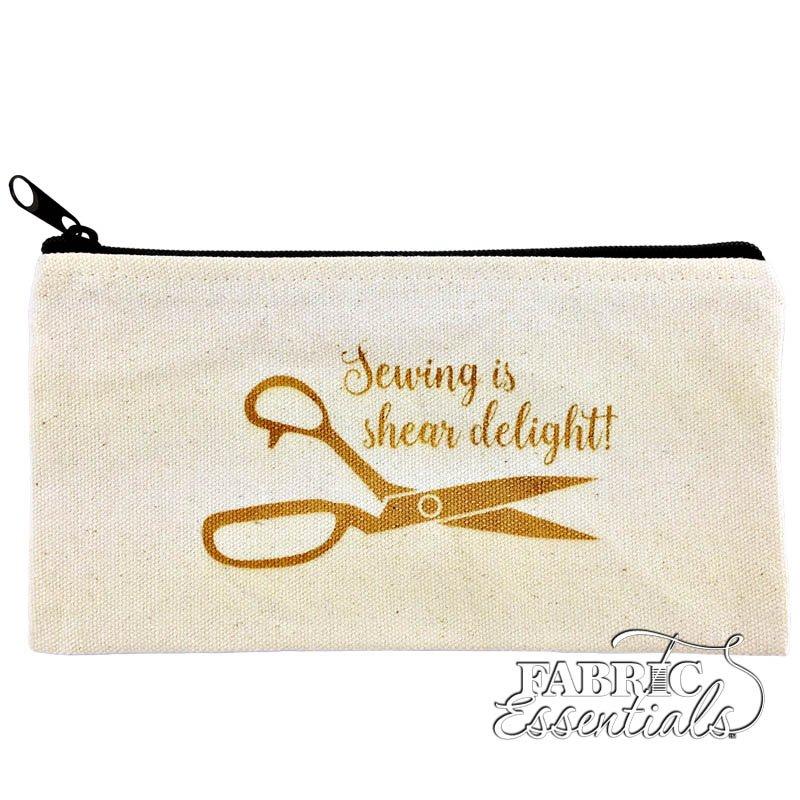 Moda - Zipper Bag - Sew Is Shear Delight - FF1405