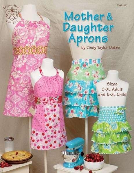 Mother & Daughter Aprons - TMB172