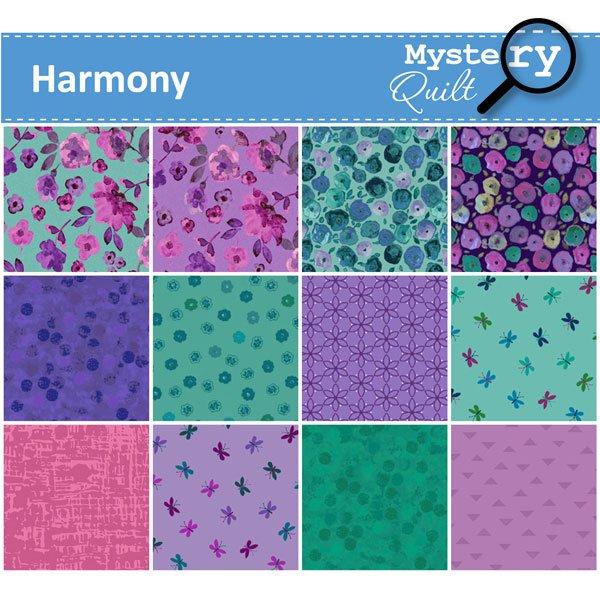 2021 MQ - Harmony Quilt