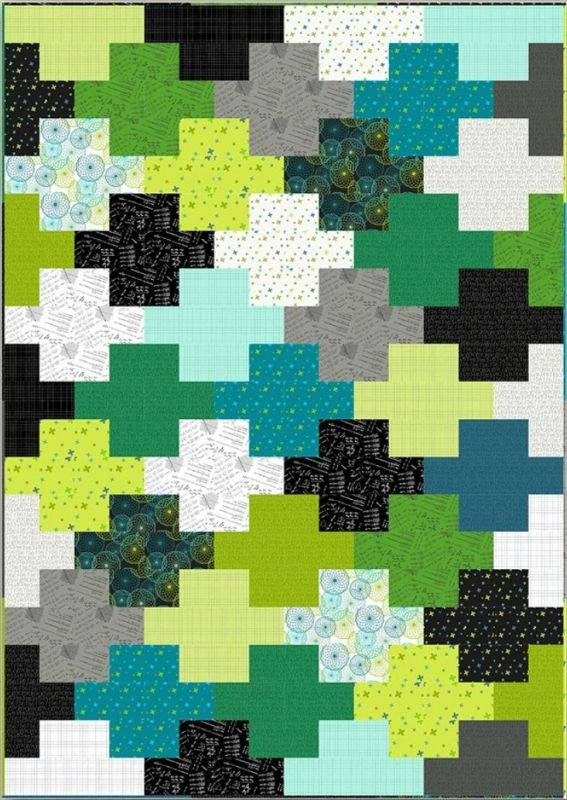 Layers Quilt Kit!