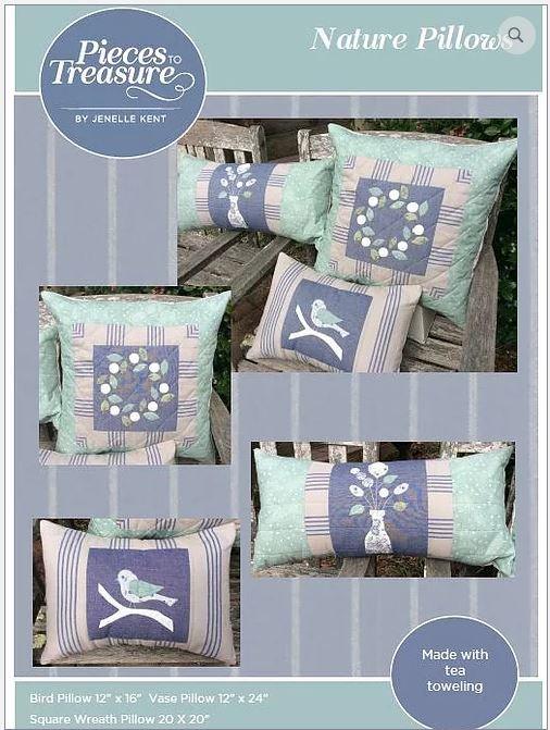 Nature Pillows - PTT-149