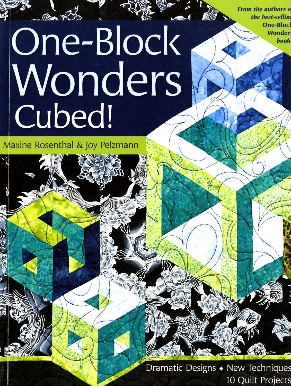 One-Block Wonders Cubed - 10716