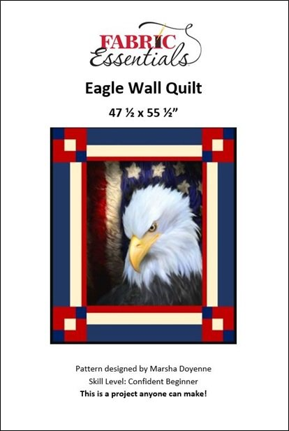 Eagle Wall Quilt PATTERN