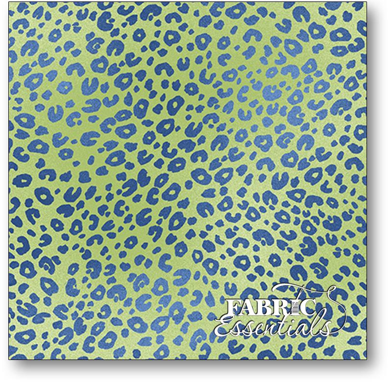 QT Fabrics - Fabric Follies - Skin - 25763-HB Green-Blue