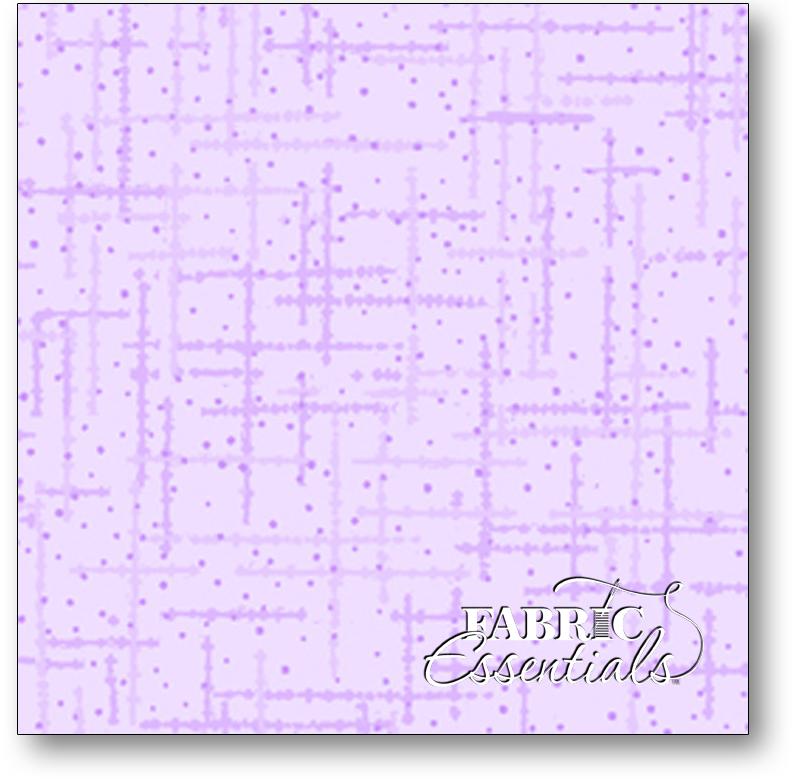 Quilting Treasures - Matrix - 23078-L - Lavender - BOLT END - 20in