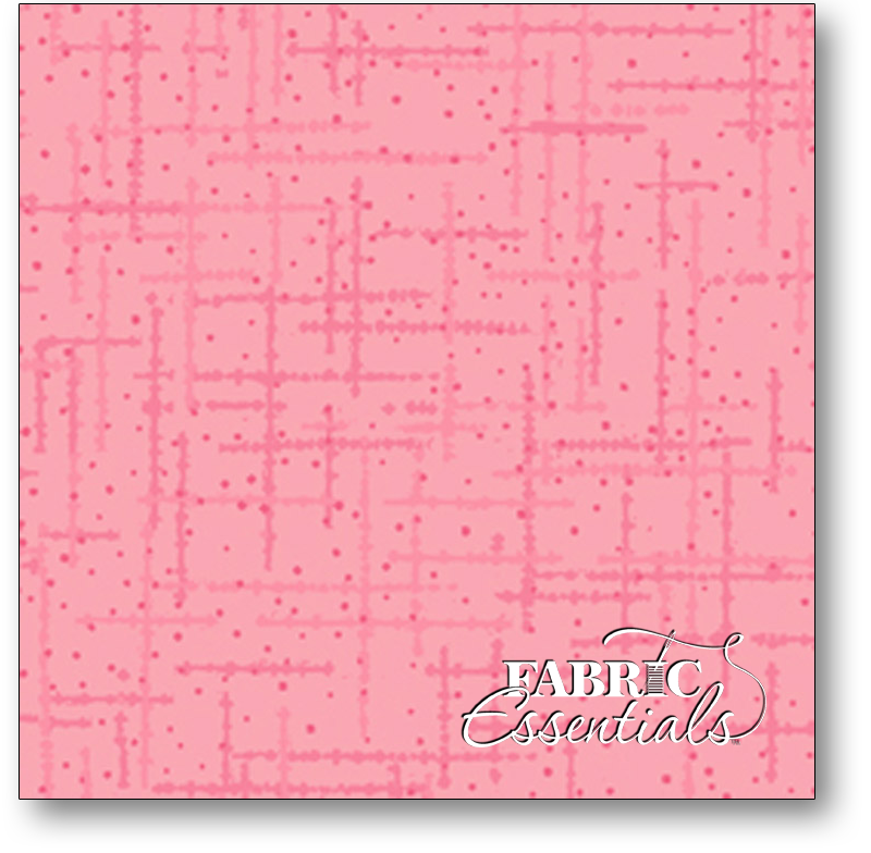 Quilting Treasures - Matrix - 23078-PV - Carnation - BOLT END - 23in