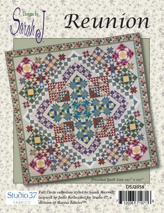 Reunion - Complete BOM Pattern - DSJ2058