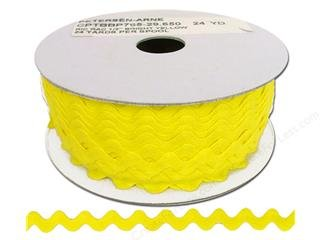 Ric Rac - Bright Yellow - 765041-650