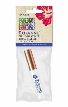 Roxanne - Glue Baste It .34oz - Dip and Dab - RX-GL34
